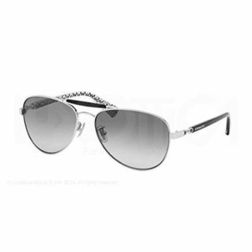 Coach Alton HC7041 917511 Silver/Black White Sig C