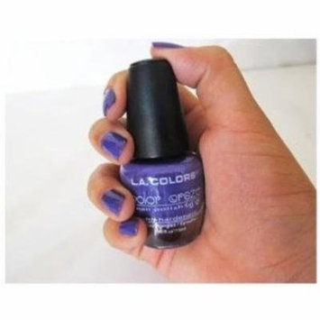 L.A. Colors Color Craze Nail Polish - Fun In The Sun (Pack of 3)