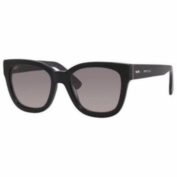 JIMMY CHOO Sunglasses OTTI/S 0J3L Black Spotted 53MM
