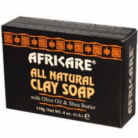 Africare, All Natural Clay Soap, 4 oz (110 g)