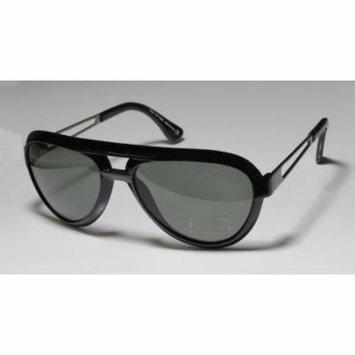 Tod's Aviator Black Sunglasses