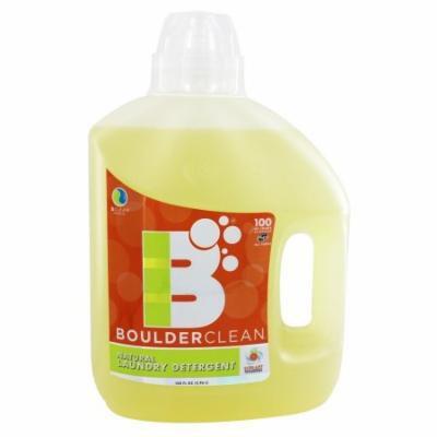 Boulder Cleaners - Natural Liquid Laundry Detergent - 100 oz.