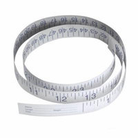 Paper Measuring Tapes 36 IN, 1000 Count