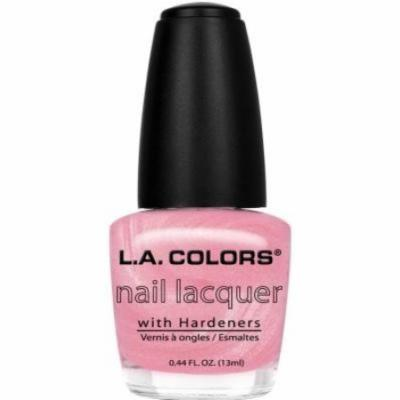 L.A. Colors Nail Polish - Cotton Candy (Pack of 3)
