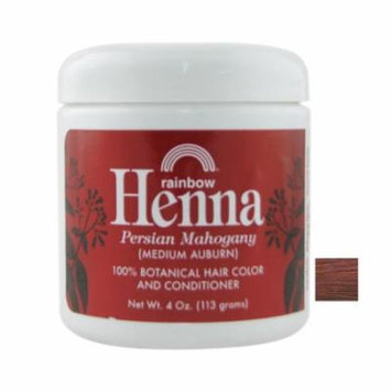 Rainbow Research Persian Mahogany Henna Hair Color And Conditioner - 34 Oz
