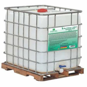 RENEWABLE LUBRICANTS 81317 Hydraulic Oil,Tote,Yellow,275 gal. G2224078