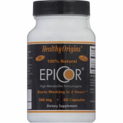 Healthy Origins EpiCor, 500 mg, Capsules, 60 CT