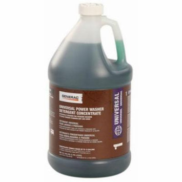 Generac 6662 Universal Pressure Washer Detergent Cleaning Concentrate - 1 Gallon