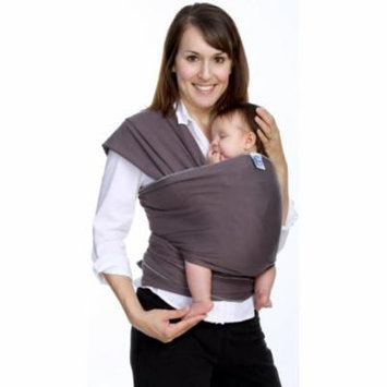 Moby Wrap Moderns 100% Cotton Baby Carrier, Slate