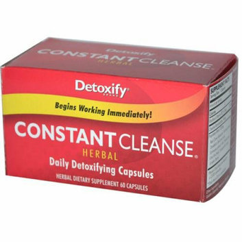 Detoxify One Source Constant Cleanse 60 Caps
