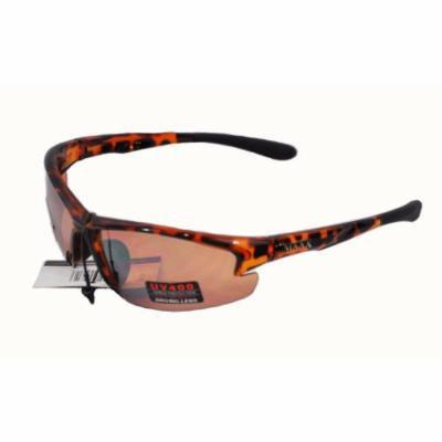 Cinco Tortise Body Adult Sun Glasses
