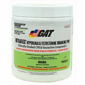 GAT Gat Nitraflex, Green Apple, , 300 GM