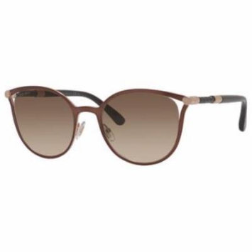 JIMMY CHOO Sunglasses NEIZA/S 0J6L Matte Dark Brown 54MM