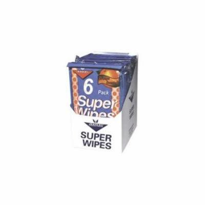 Scented Super Wipes - 6 Ct Case Of 24