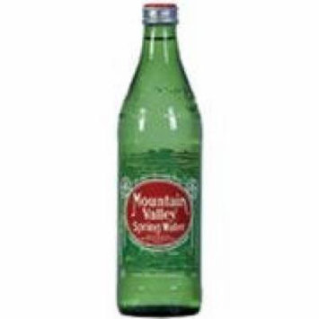 Mountain Valley Spring Water Spring Glass Still 0.5Ltr (Pack of 24)