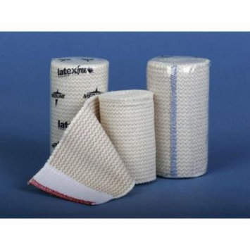 Medline Non-Sterile Matrix Elastic Bandages,White/beige MDS087104LF