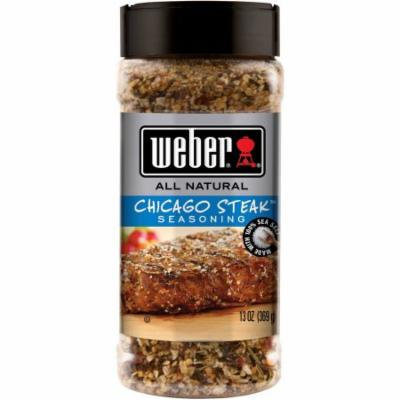 Weber Chicago Steak Seasoning, 13 oz