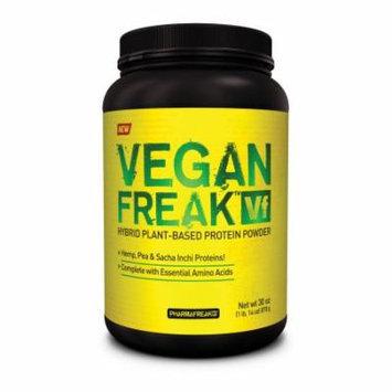 Pharmafreak 2 lb Vegan Protein
