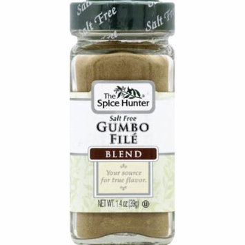 Spice Hunter Gumbo File, Blend, Salt Free