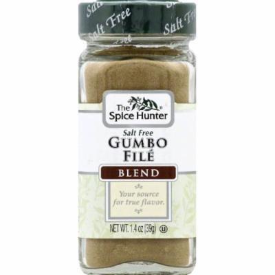 Spice Hunter Gumbo File, Blend, Salt Free