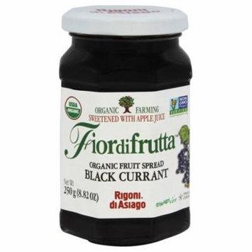 Fiordifrutta - Organic Fruit Spread Black Currant - 8.82 oz.
