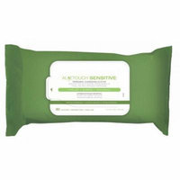 Aloetouch SELECT Premium Spunlace Personal Cleansing Wipes -Case of 15