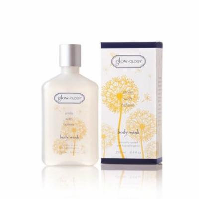 Demdaco Glow-ology Smile Body Wash - Juniper & Pineapple Scent