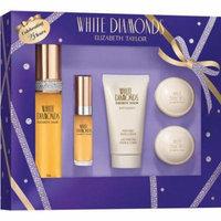 Elizabeth Taylor White Diamonds Fragrance for Women, 5 pc