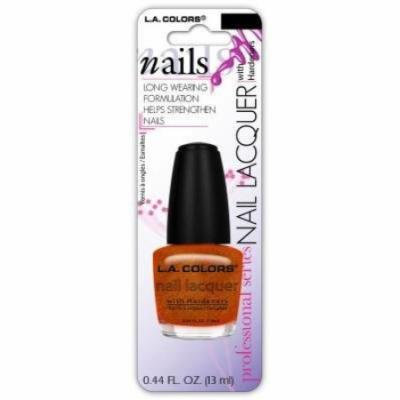 L.A. Colors Color Craze Nail Polish, BCC580 Sea Siren, 0.44 Fl Oz