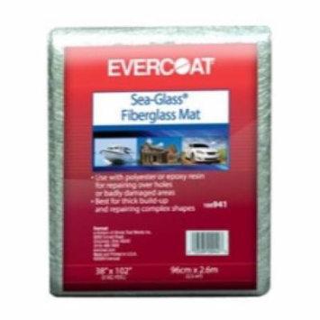Evercoat 942 Sea-Glass Fiberglass Mat, 8 Sq. Ft.