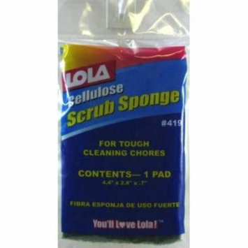 Eagle Home 2-Count Scrubber Sponge (Pack of 3)