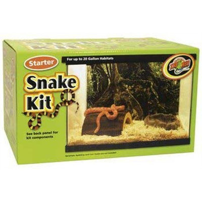 Zoo Med Starter Kit for Snakes