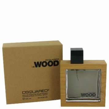 He Wood for Men by Dsquared2 Body Lotion 1 oz