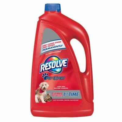 Resolve 2x Concentrated Pet Expert Deep Cleans Stains And