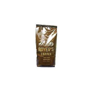 Boyer's Coffee Kona Blend, Whole Bean (2.25 lbs.)