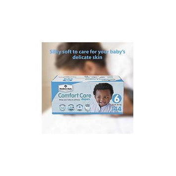 Member's Mark Comfort Care Baby Diapers, Size 6 (35+ lbs) 144 ct.