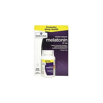 MM Timed Release Melatonin 10mg (250 ct.)