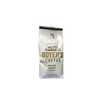Boyer's Coffee Hazelnut, Whole Bean (2.25 lbs.)