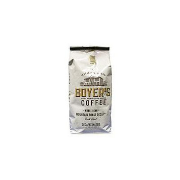 Boyer's Coffee Mountain Roast Decaf Whole Bean (2.25 lb.)