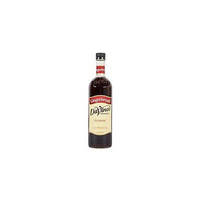 Davinci Gourmet Gingerbread Syrup (750 ML)