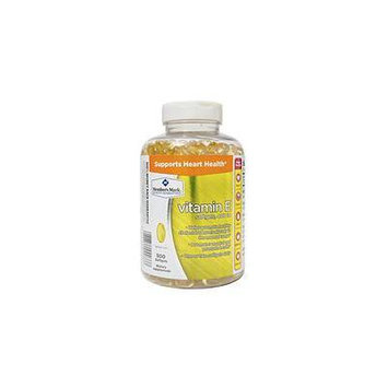 Member's Mark Vitamin E 400 IU Dietary Supplement (500 ct.)