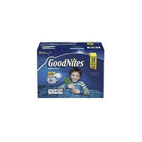 GoodNites Bedtime Underwear for Boys, L/XL (58 ct.)