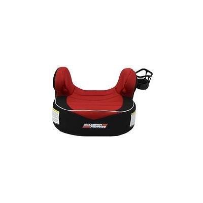 Ferrari Dream Low Back Booster, Red