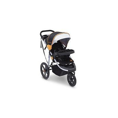 J is for Jeep Brand Adventure All-Terrain Jogging Stroller, Galaxy