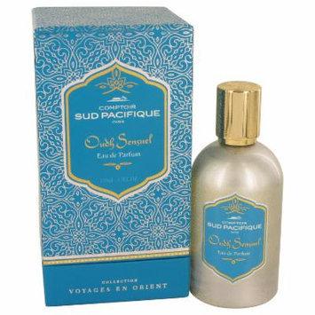 Oudh Sensuel for Women by Comptoir Sud Pacifique Eau De Parfum Spray 3.3 oz