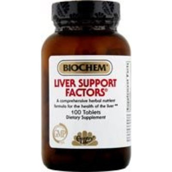 Country Life Liver Support Factors -- 100 Tablets