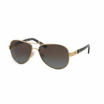 Tory Burch TY 6010 Ty6010 Sunglasses 14021E Gold