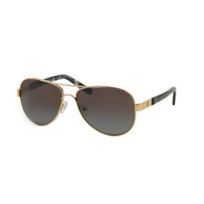 Tory Burch TY 6010 Ty6010 Sunglasses 14021E Gold