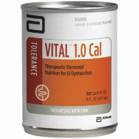 Abbott Nutrition Vital Ready-to-Drink Vanilla Institutional 1 Cal/mL 237mL Can