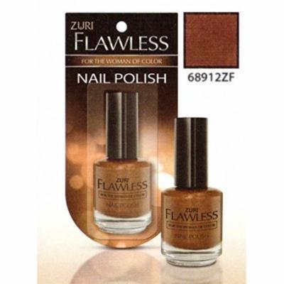 Zuri Flawless Nail Polish - Misty Mauve